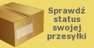 sprawdź status swojej przesyłki