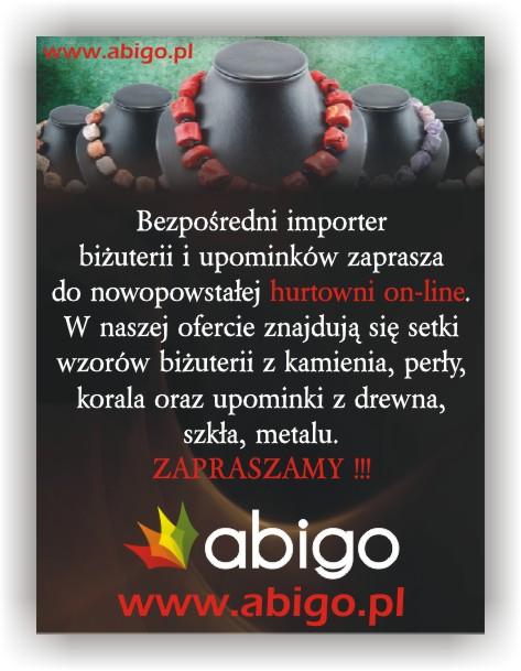 Promocja ABIGO